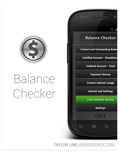 Balance Checker