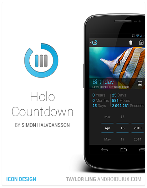 Holo Countdown