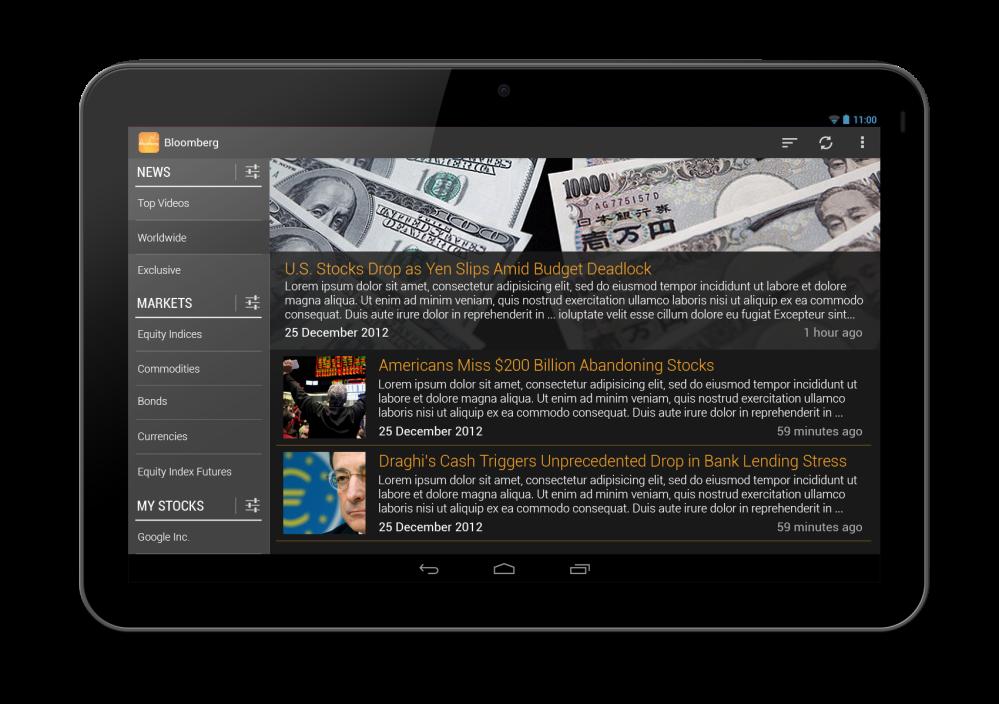 Tablet - News