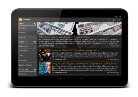 Tablet - News
