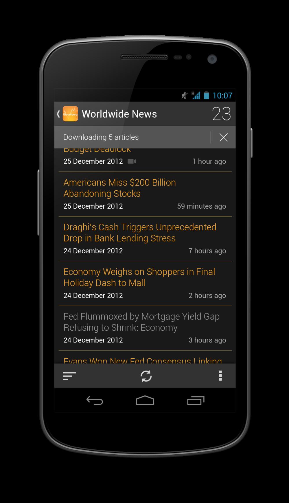 Worldwide News