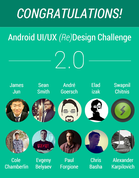 android-design-challenge - result