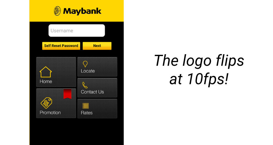 an example of really bad mobile app design maybank2u androiduiux. Black Bedroom Furniture Sets. Home Design Ideas